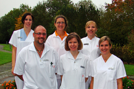 physiotherapie kru team